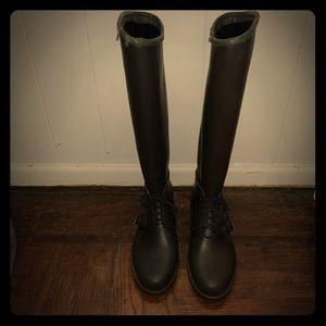 Nine West rain boots